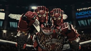 All Real Steel Robots
