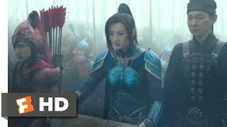 Nonton The Great Wall (2017) - Death Blades and Harpoons Scene (6/10) | Movieclips Film Subtitle Indonesia Streaming Movie Download