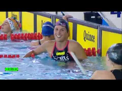 Παράκτιοι Μεσογειακοί Αγώνες |FIN SWIMMING|«Αργυρή» η 18χρονη Θωμάκου! | 26/08/19| ΕΡΤ