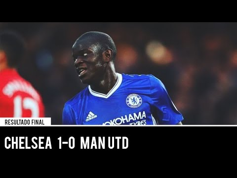 Chelsea 1-0 Manchester United - All Goals & Highlights - FA Cup 2017