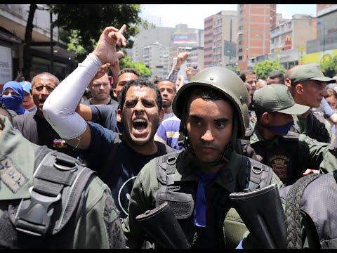 [LIVE] Βενεζουέλα: Λεπτό προς λεπτό οι δραματικές εξελίξεις…