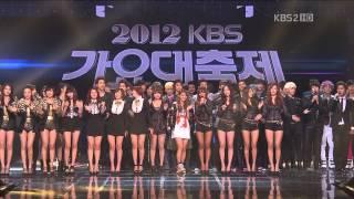 Download Lagu 121228 KBS Gayo Daejun ending Mp3