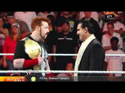 WWE Monday Night RAW SuperShow 29.04.2012 (QTV)