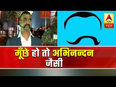 IAF hero Abhinandan Varthaman's moustache sets a new trend