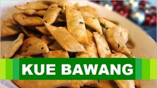Video Resep Kue Bawang (Onion Crackers Recipe) MP3, 3GP, MP4, WEBM, AVI, FLV Mei 2019