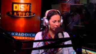 Anjelah Johnson aka Bon Qui Qui on Kidd Kraddick in the Morning