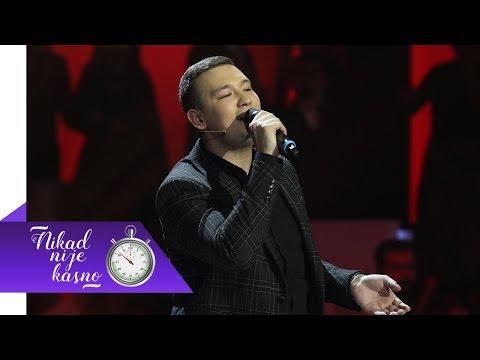 Uros Zivkovic - Sve sam s tobom izgubio - (live) - NNK - EM 20 - 02.02.2020