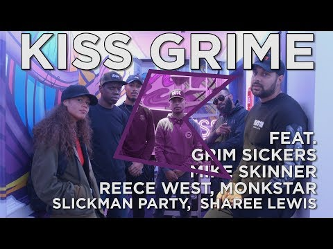 GRIM SICKERS, MIKE SKINNER & MORE FREESTYLE + CHAT | KISS GRIME @RudeKidMusic  @GrimSickers1