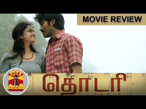 Thodari-Movie-Review-by-Thanthi-TV-Dhanush-Keerthy-Suresh-Prabhu-Solomon