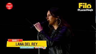 Lana Del Rey - @Lollapalooza Argentina 2018 (FULL SHOW) HD