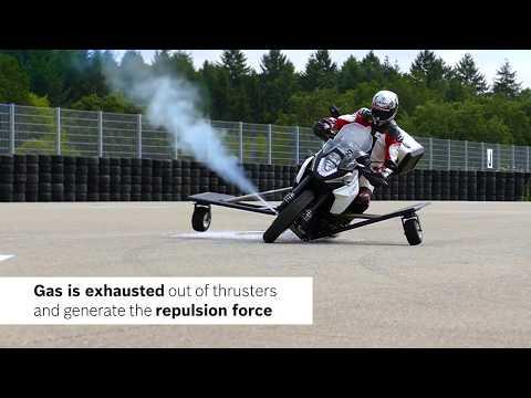 Vídeos de 'Propulsores de gas: el revolucionario sistema para evitar caídas en moto '