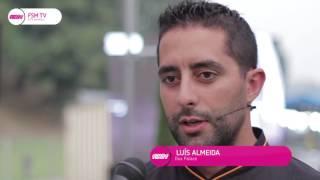 Praça de Viriato: Show Cooking Chef Luís Almeida