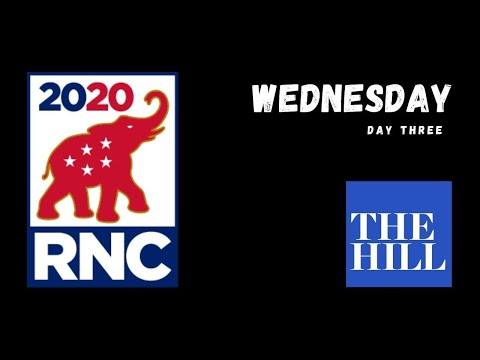 2020 Republican National Convention - Wednesday night | FULL