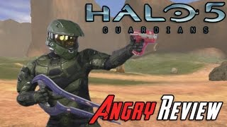 Video Halo 5: Guardians Angry Review MP3, 3GP, MP4, WEBM, AVI, FLV Agustus 2018
