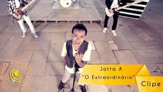 Clipe oficial do cantor Jotta A, música O Extraordinário Letra: Ele foi onde ninguém pisou Curou quem o mundo esqueceu...