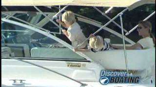 What are safety tips for boating with kids?