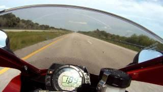 9. 2005 zx10r top speed