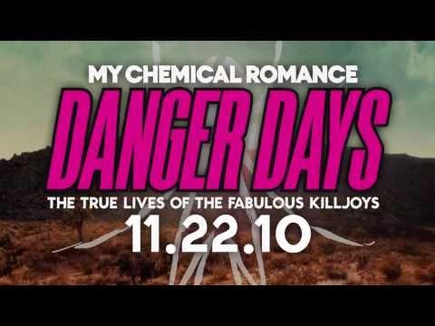Promo del especial de estreno de Danger Days =D