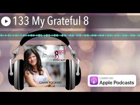 133 My Grateful 8