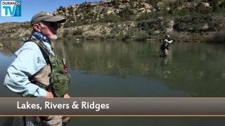 Fishing on the San Juan River