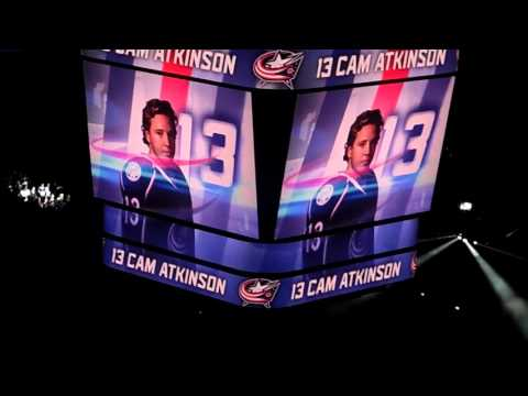 Blue Jackets Song - JacketIn