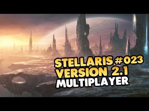 Let's Play Stellaris Multiplayer ( 10 Spieler ) 👑 #023 [Gameplay][Deutsch][German]