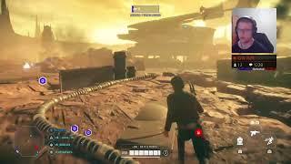 Rogue Niv! - Star Wars Battlefront 2! PS4