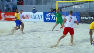 Video Match 15: Poland v Brazil - FIFA Beach Soccer World Cup 2017 MP3, 3GP, MP4, WEBM, AVI, FLV Maret 2019