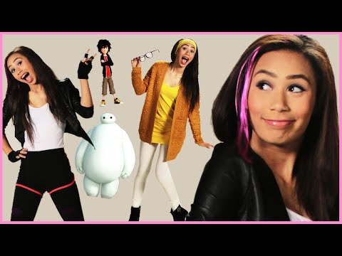 Minute - MyLifeAsEva has two perfect last minute Halloween costumes! Watch