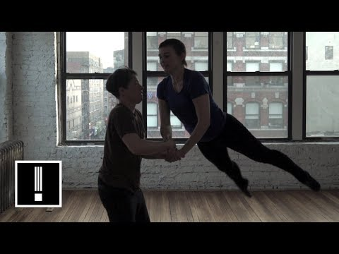 The LGBTQ Dance Company Challenging Gender Norms With Ballet | NBC Left Field