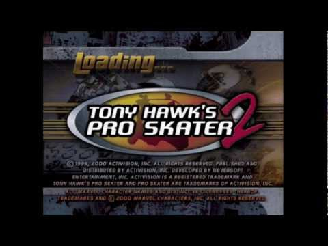 tony hawk pro skater 2 playstation rom