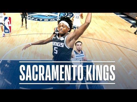 Video: Best of the Sacramento Kings!   2018-19 NBA Season