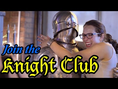 Knight Goes To A Night Club