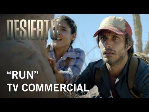 Desierto (TV Spot 'Run')