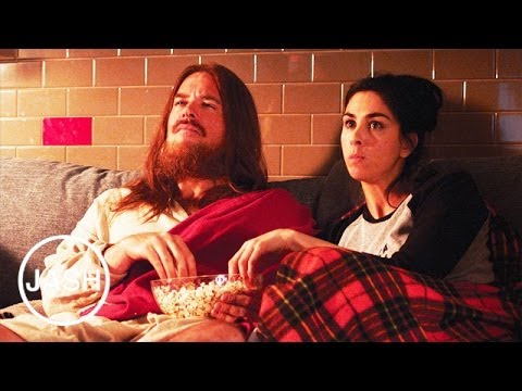 Sarah Silverman and Jesus Team Teach Lady Stuff
