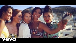 The Saturdays premiere video for 'What Are You Waiting For?'