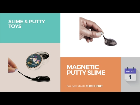 Magnetic Putty Slime Slime & Putty Toys