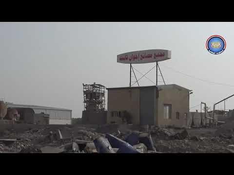 جديد هجوم الجيش فجرا على الحوثي