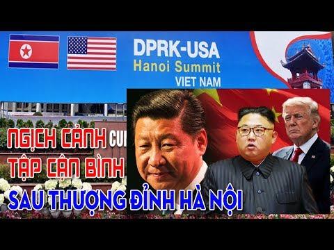 Nghịch cảnh của Tập Cận Bình - Sau hội nghị thượng đỉnh Mỹ Triều tại Hà Nội - Thời lượng: 7 phút, 34 giây.