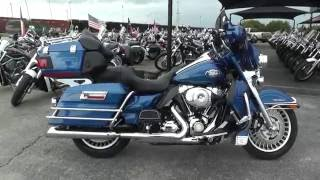 10. 604942 - 2010 Harley Davidson Ultra Classic FLHTCU - Used motorcycles for sale