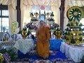 หลวงพ่อบุญเสริม ธมฺมปาโล ม.ราชภัฎอุบลราชธานี 30 เมษายน 2549