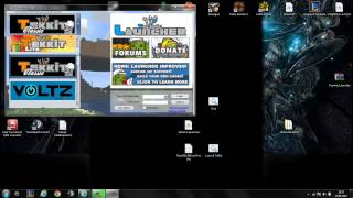 Minecraft Tekkit Launcher -Cracked - Kostenlos - [Deutsch] [HD]