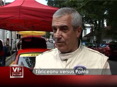 Tăriceanu versus Ponta