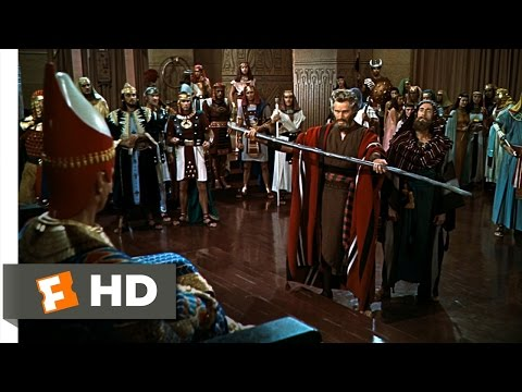 Let My People Go - The Ten Commandments (1/10) Movie CLIP (1956) HD