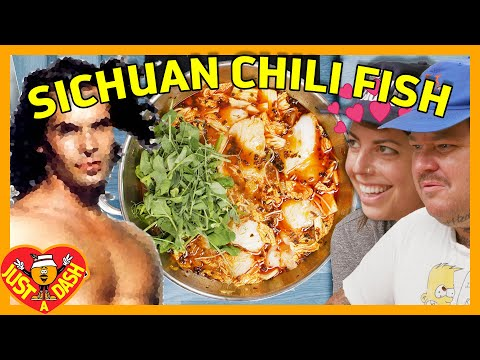Michelle's Celebrity Affair & Sichuan Chili Fish | Matty Matheson | Just A Dash | S2 EP6