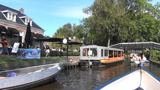Giethoorn is a very nice wetland village in the Netherlands with a beautiful nature and beautiful picturesque houses and numerous bridges. There is a lot to experience. Very touristy.
