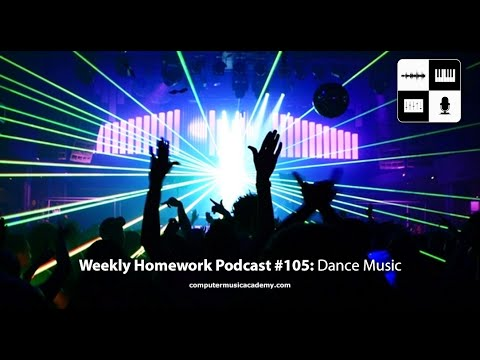 image for TaurusBeats Music On CMA Weekly Homework Podcast 105