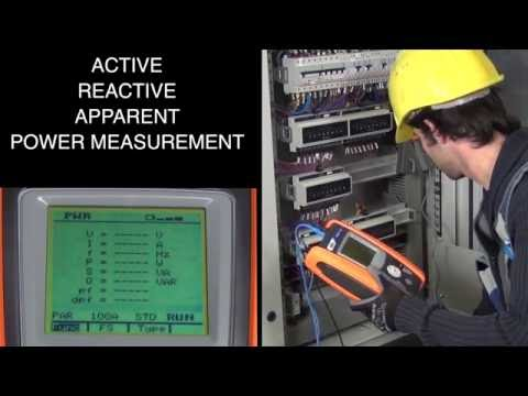 COMBI420:MULTIFUNCTION METER FOR SAFETY TEST VERIFIES AND POWER MEASUREMENTS