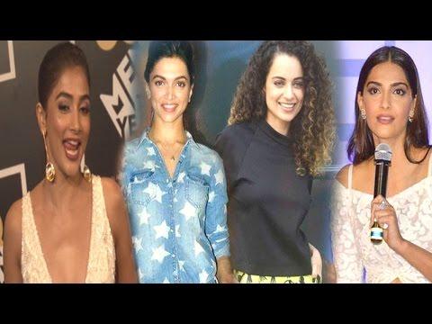 Pooja Hegde Praises Sonam Kapoor And Deepika Paduk