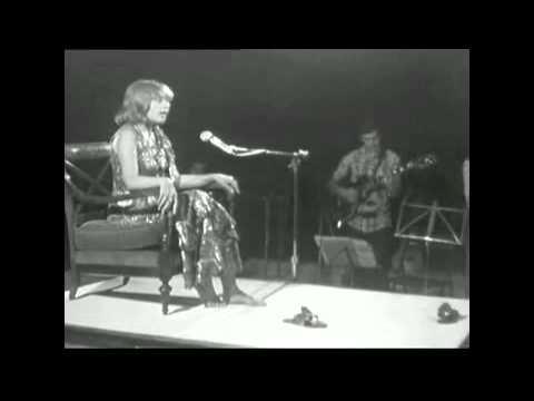 Jeanne Moreau - La célébrité, la publicité (live 1970)
